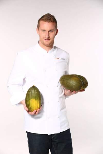 Julien LAPRAILLE, candidat de Top Chef 5