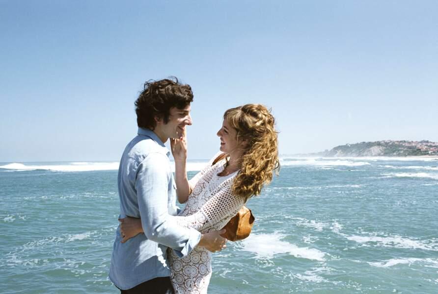 """Dans """"L'amour dure trois ans"""" Louise Bourgoin joue avec Gaspard Proust"""