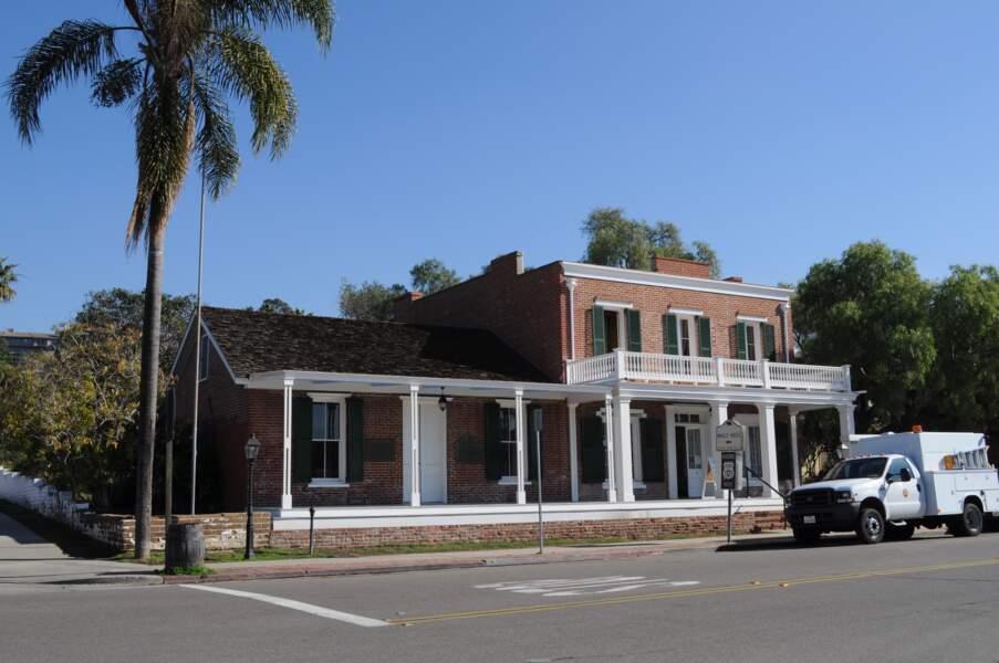 La maison Whaley, Californie