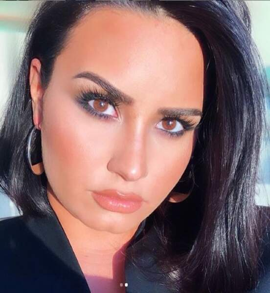 Demi Lovato tombée dans la poudre…