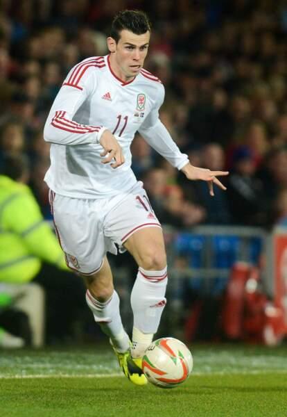 Gareth Bale (Pays de Galles)