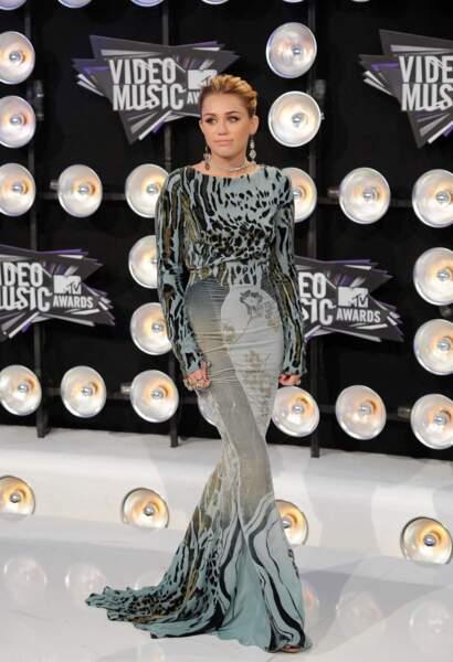 Miley Cyrus (Los Angeles, 2011)