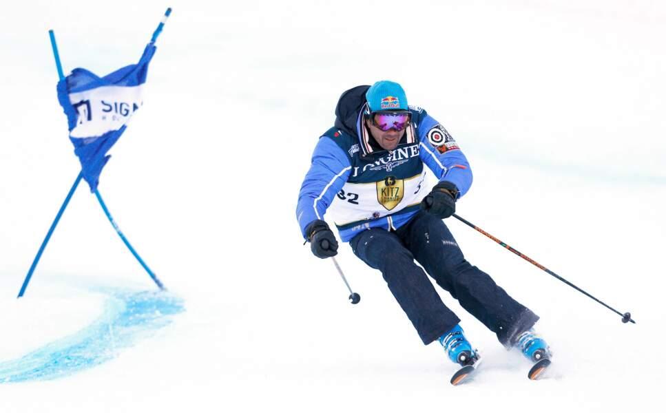 Luc Alphand a été champion de ski alpin de 1984 à 1997