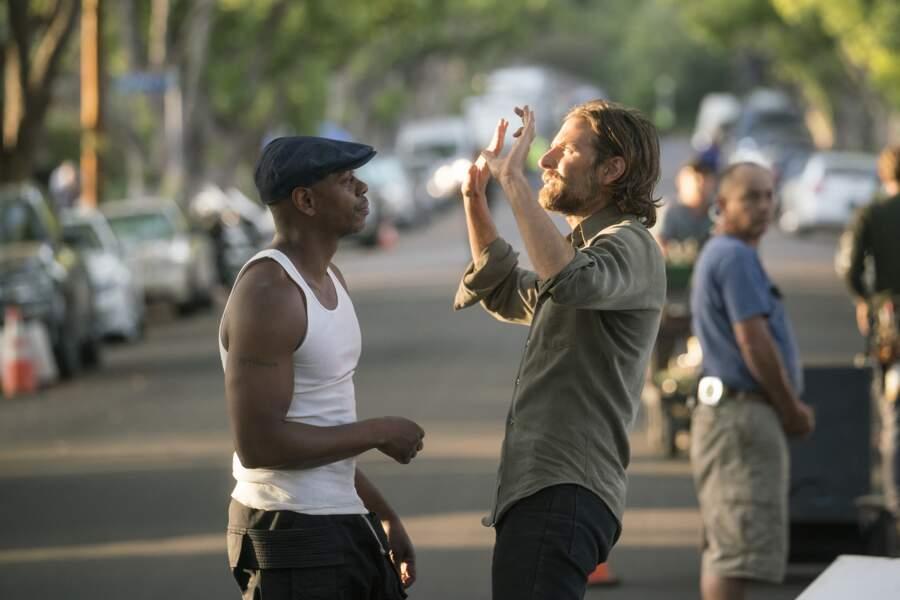 Bradley Cooper passe derrière la caméra et signe ainsi son premier long métrage
