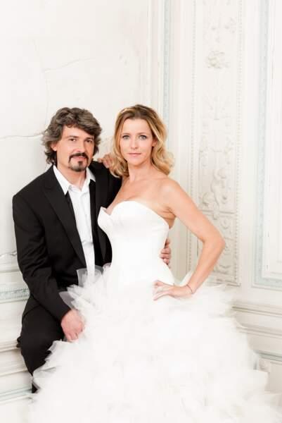 José (Philippe Vasseur) et Bénédicte (Laure Guibert)