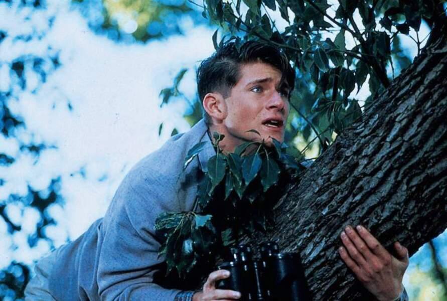 Crispin Glover alias George McFly, le père de Marty