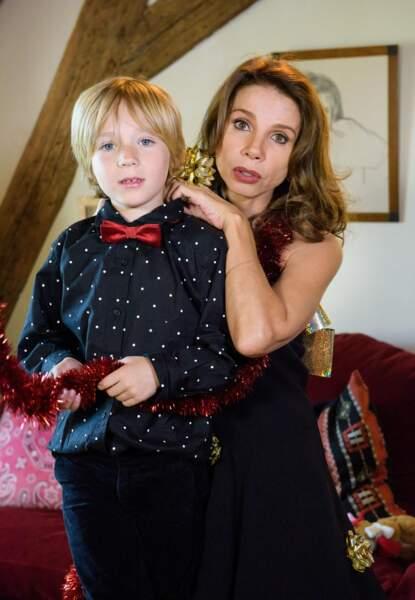 Dans la saison 6, Valentin est joué par le jeune Alexandre Faucher
