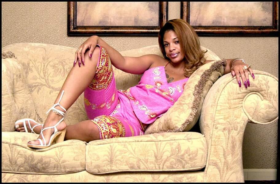 Elle a 23 ans et on la surnomme Divine Brown.