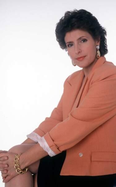 """Depuis 1986, Arielle Boulin-Prat anime """"Des chiffres et des lettres"""" (France 2 puis France 3)"""