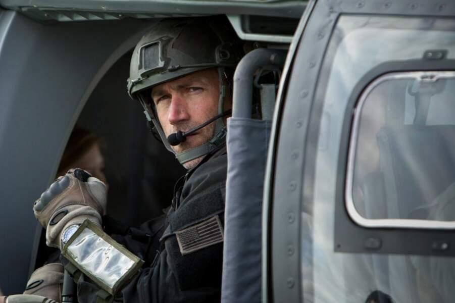 L'acteur a pris les armes dans World War Z (2013)