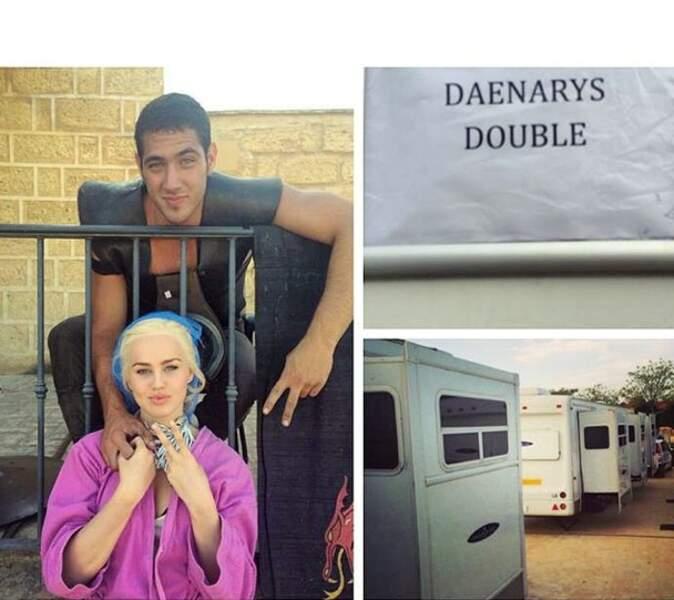 Doublure de Daenerys Targaryen