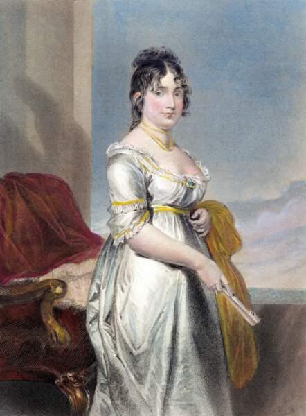 Épouse du 4è président des États-Unis (1809/1817), Dolley Madison est la première à avoir été appelée First Lady !