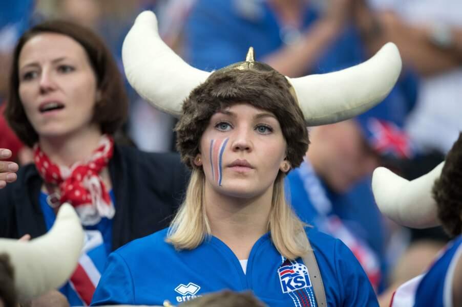 Une Viking triste a été aperçue au Stade de France