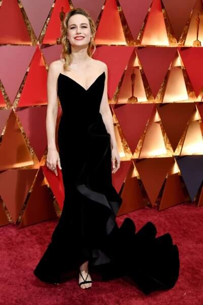 Brie Larson, meilleure actrice l'année dernière, chargée de remettre le prix du meilleur acteur