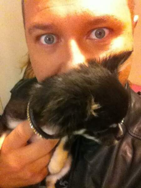 Cauet a kidnappé le chien d'une star de la télé-réalité... Mais de qui ?