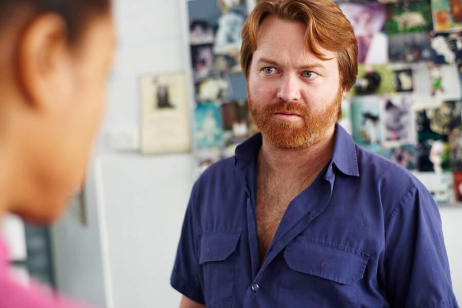 La gifle (8) : L'acteur Anthony Hayes