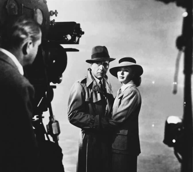 6- Casablanca (1942) de Michael Curtiz