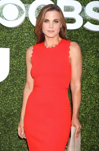 remplacée aujourd'hui par Gina Tognoni, dans le rôle de Phyllis Abbott !