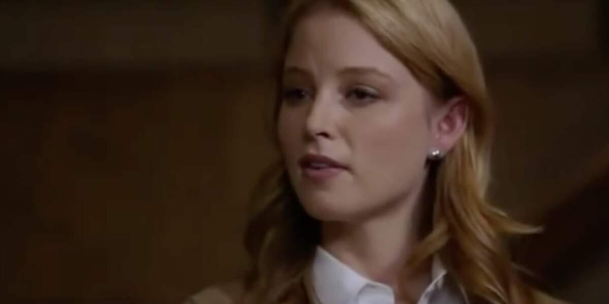 L'actrice a ensuite joué dans les séries Continuum, Chicago Fire et Flynn Carson