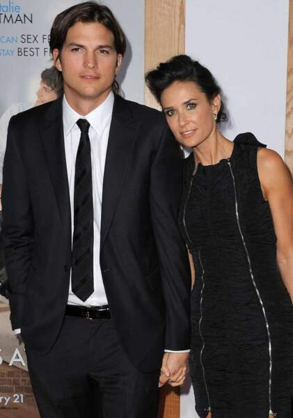 Malgré leur différence d'âge, Ashton Kutcher et Demi Moore nous ont fait rêver pendant leurs 6 ans de mariage...