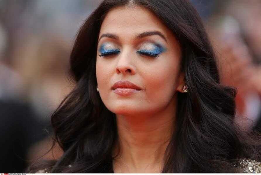 Aishwarya Rai Bachchan qui sent l'air du sud