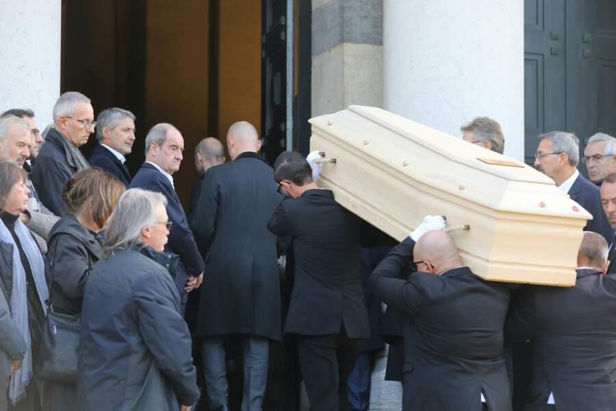 Le monde de la télévision a salué la mémoire de Philippe Gildas