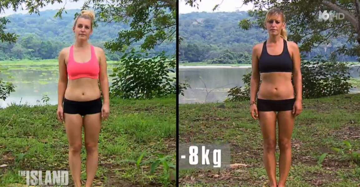 Laure a fondu : elle a perdu 8 kilos