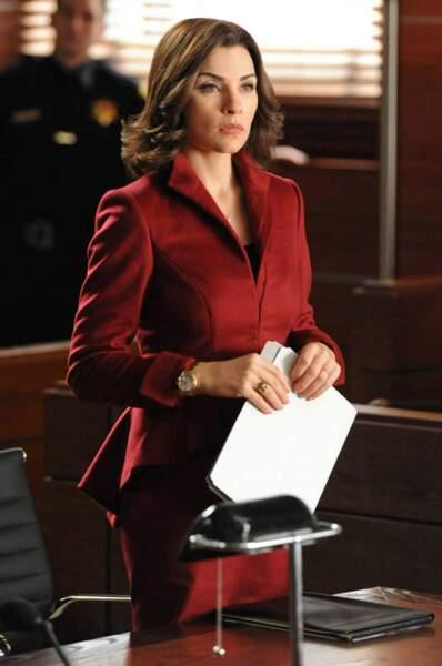 Julianna Margulies est devenue l'héroïne de The Good Wife. Elle a rejoint récemment le casting de The Morning Show