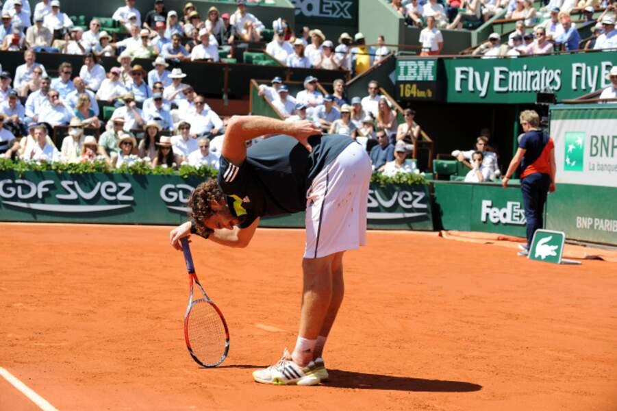 Toutefois, Djokovic est parvenu à faire plier Ernest Gulbis en 1/2 finale.