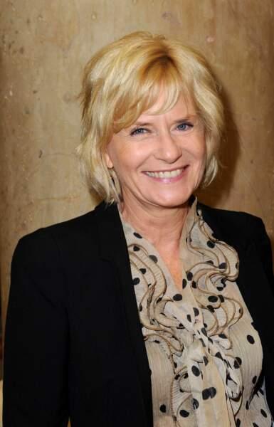 """...et aujourd'hui, elle pilote """"Thé ou café"""" (France 2), depuis 1996"""