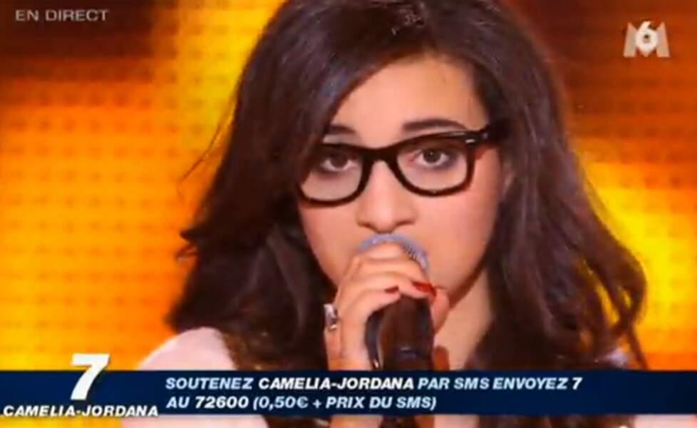 Camélia Jordana (saison 7)