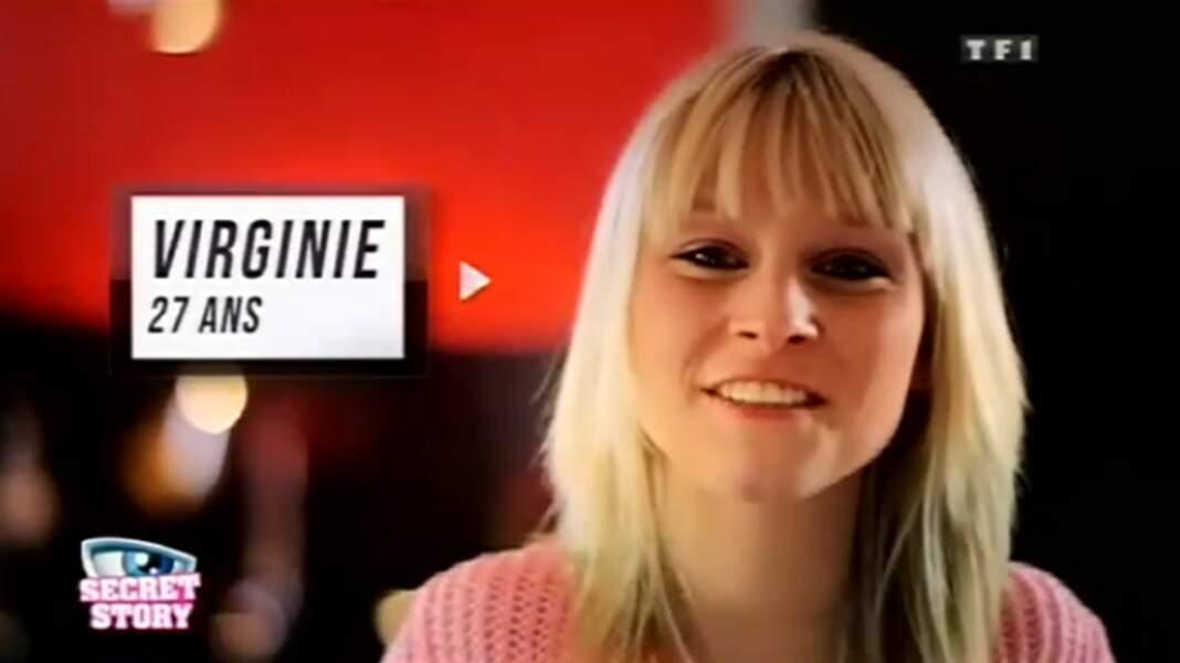 """Virginie (Saison 6). Son secret : """"Je vis avec mon mari (Kevin) et son ex' (Caroline)"""""""