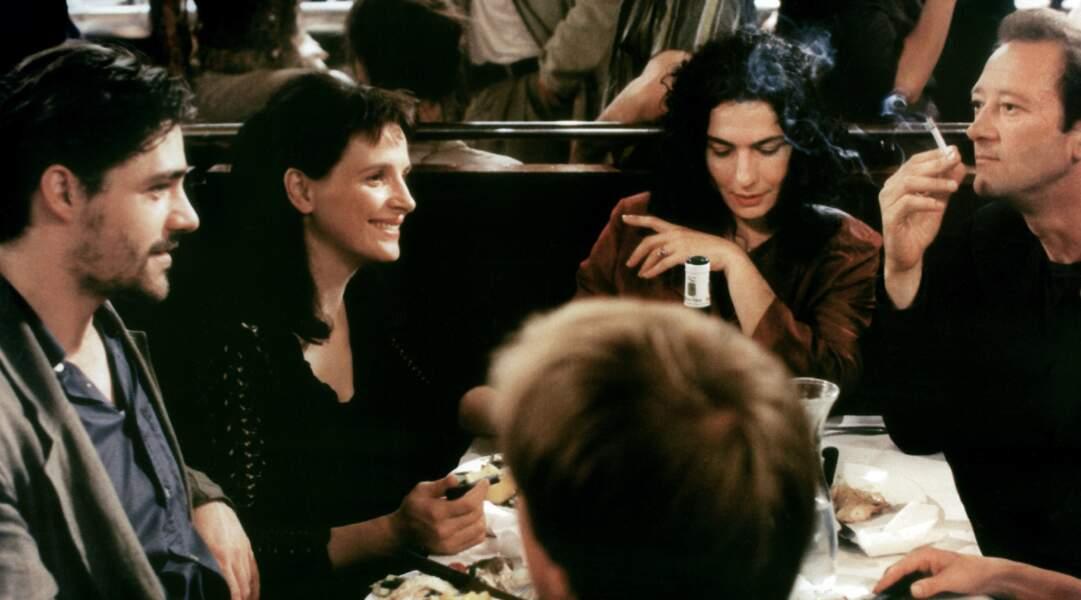 Thierry a décroché son premier rôle au cinéma en 2000 dans Code inconnu de Michael Haneke, avec Juliette Binoche.