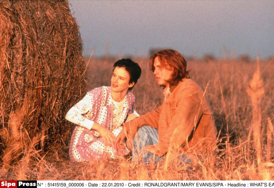 Juliette Lewis (l'ex de Brad Pitt !) et Johnny Depp se sont même fiancés, mais bon, ça n'a pas duré...