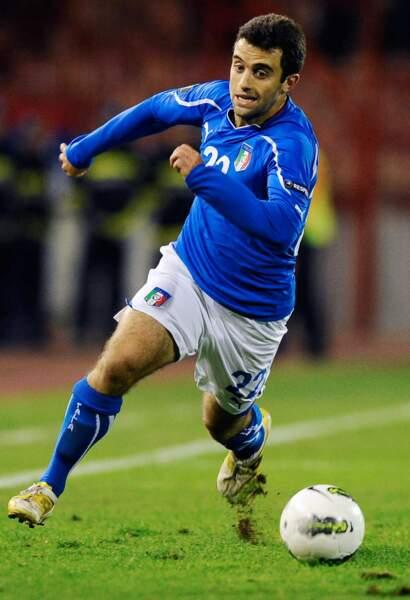 Réserviste : Giuseppe Rossi (Italie)