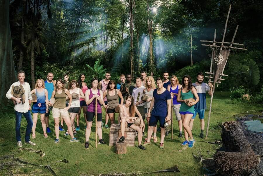 Voici les 20 candidats de ce Koh-Lanta Thaïlande !
