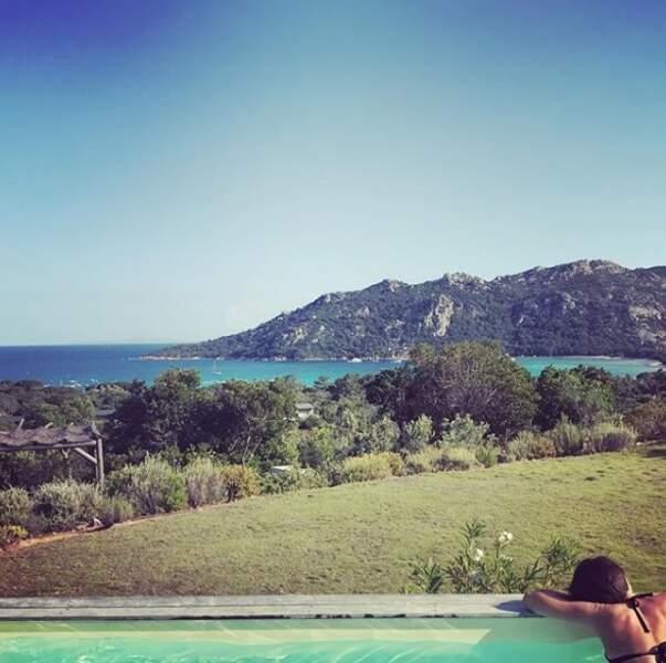 On lézarde en Corse...