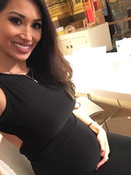 La demoiselle est enceinte de l'acteur français ! Heureuse nouvelle !