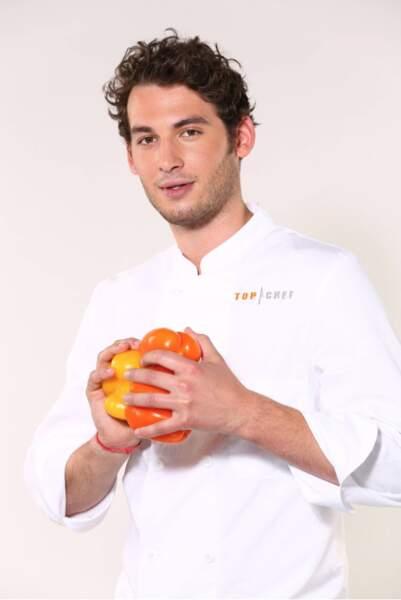 Alexis BRACONIER, ancien candidat de Top Chef, de retour dans Top Chef 5