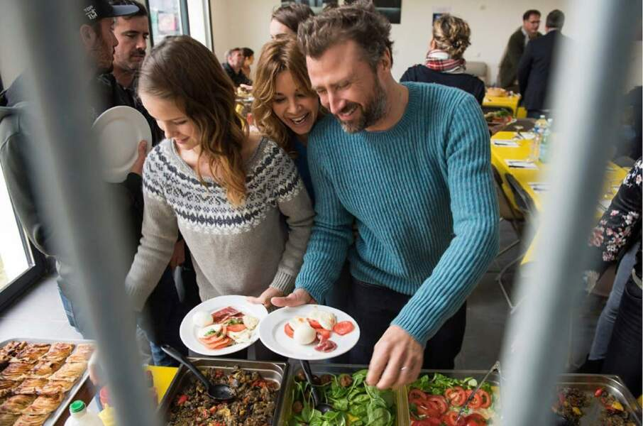 Le déjeuner appartient à Alexandre Brasseur et Marysole Fertard, n'est-ce pas Ingrid Chauvin ?