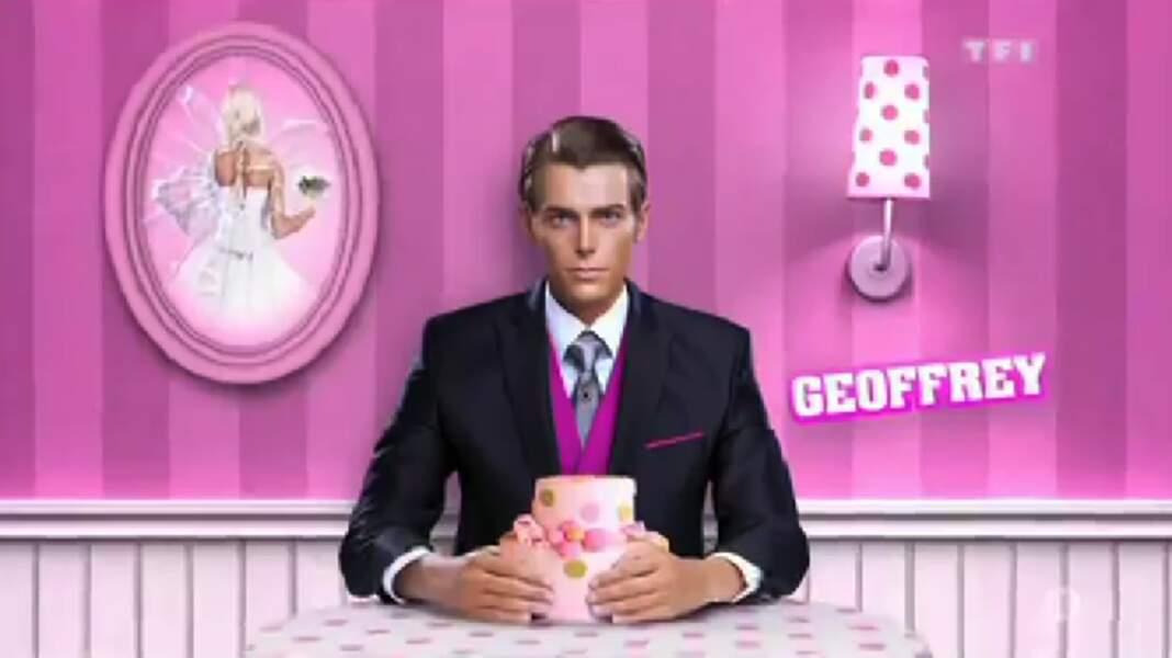 """Geoffrey (Saison 5) : """"Nous formons un faux couple"""" (avec Aurélie)"""