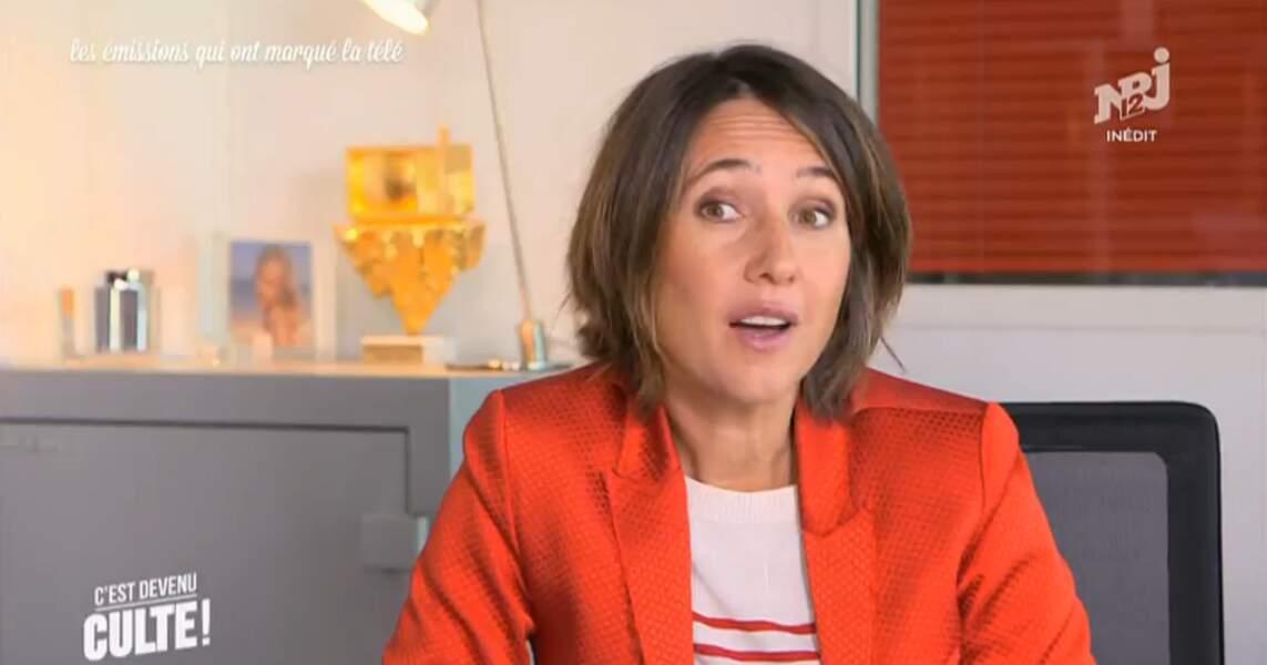 ... Alexia Laroche-Joubert...