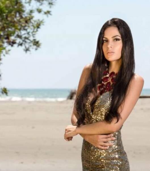 Miss Costa Rica, Jessica Melania GONZÁLEZ MONGE