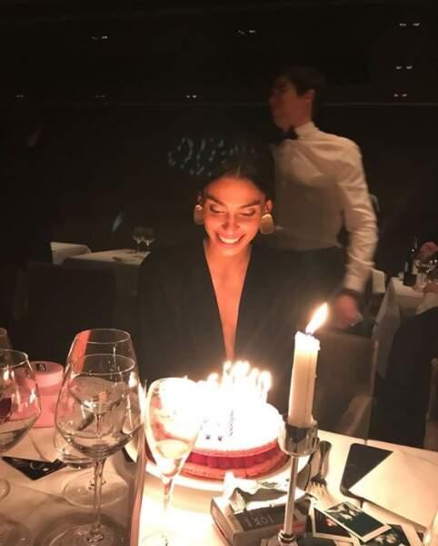 Avant toute chose, on souhaite un très bon anniversaire à Tatiana Silva, 33 ans depuis lundi.
