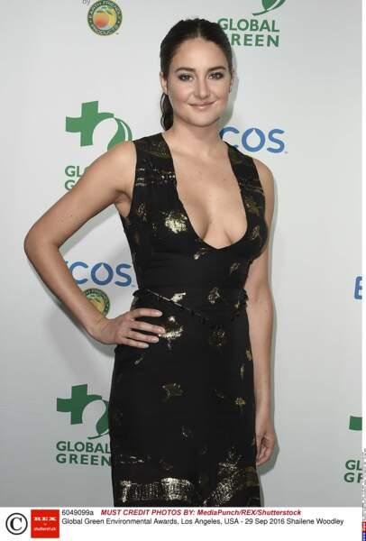 Elle participe ainsi aux Global Green Environmental Awards à Los Angeles !