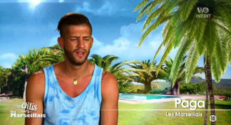 """Dans la catégorie """"ambiance vacances"""" : le t-shirt bleu lagon de Paga des Marseillais"""