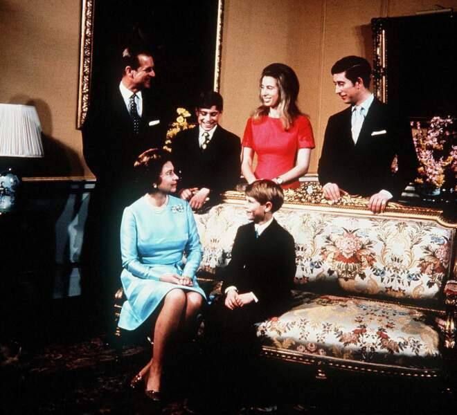 Le clan a été filmé pour la première fois par la BBC en 1969. Il réitère en 1972 !