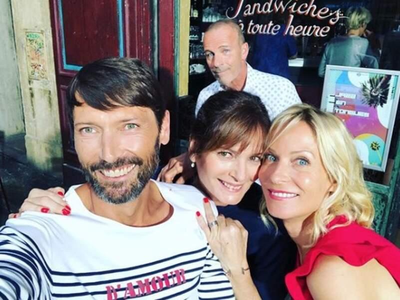 En coulisses du feuilleton de France 3, les acteurs sont plus proches que jamais