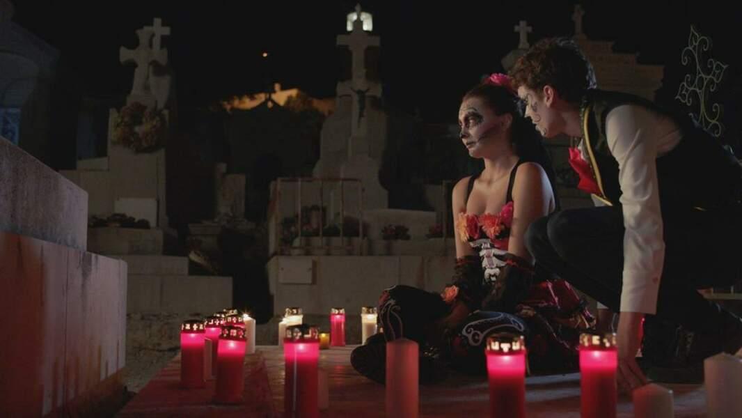 Oui, entre Jess et Mathias, les flammes de l'amour vont s'allumer à petit feu !