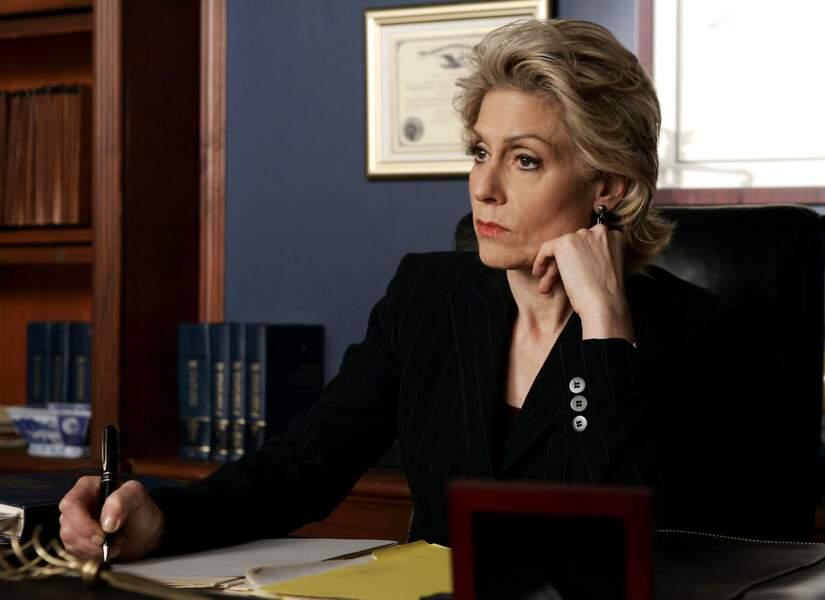 Elle a aussi tenu un rôle dans New York : Unite Speciale